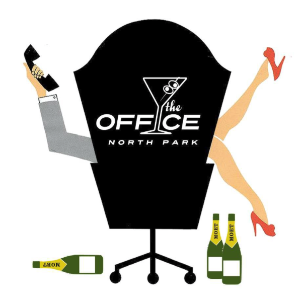 The Office Bar San Diego via MySMN