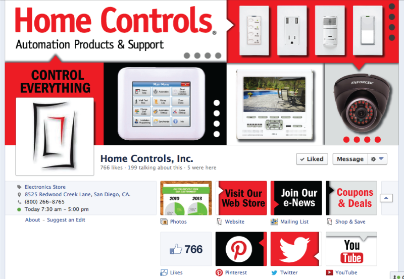 Home-Controls-Internet-Marketing-Facebook-MySMN