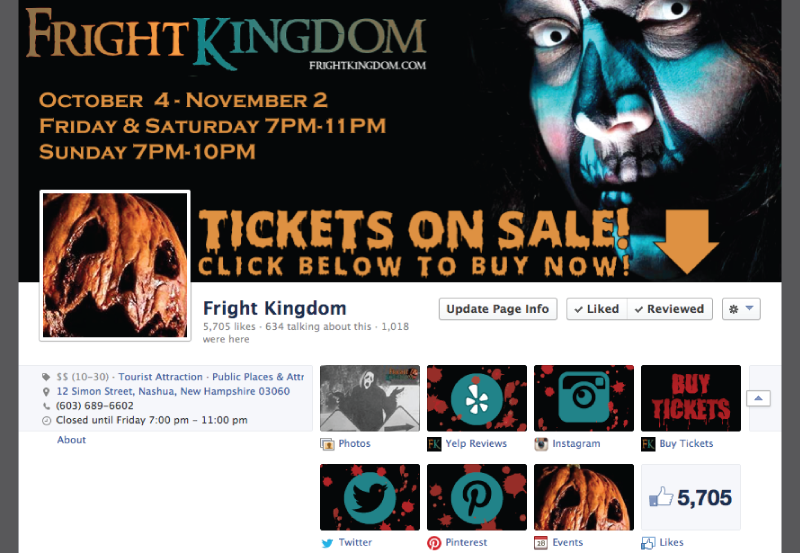 Fright-Kingdom-Facebook-Internet-Marketing-Social-Media-San-Diego-MySMN